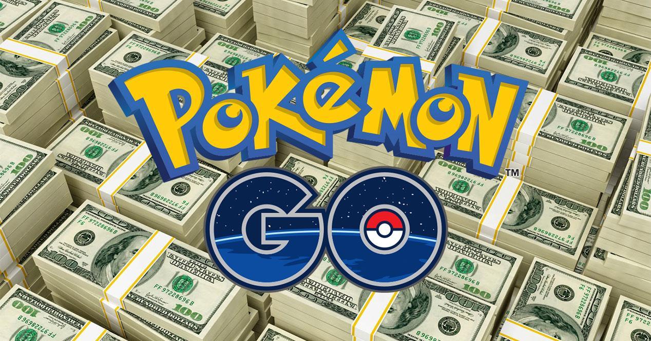 pokemon go dinero