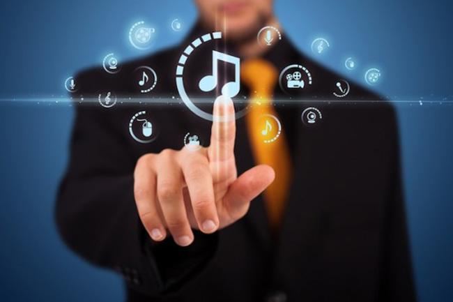 Musica en Internet