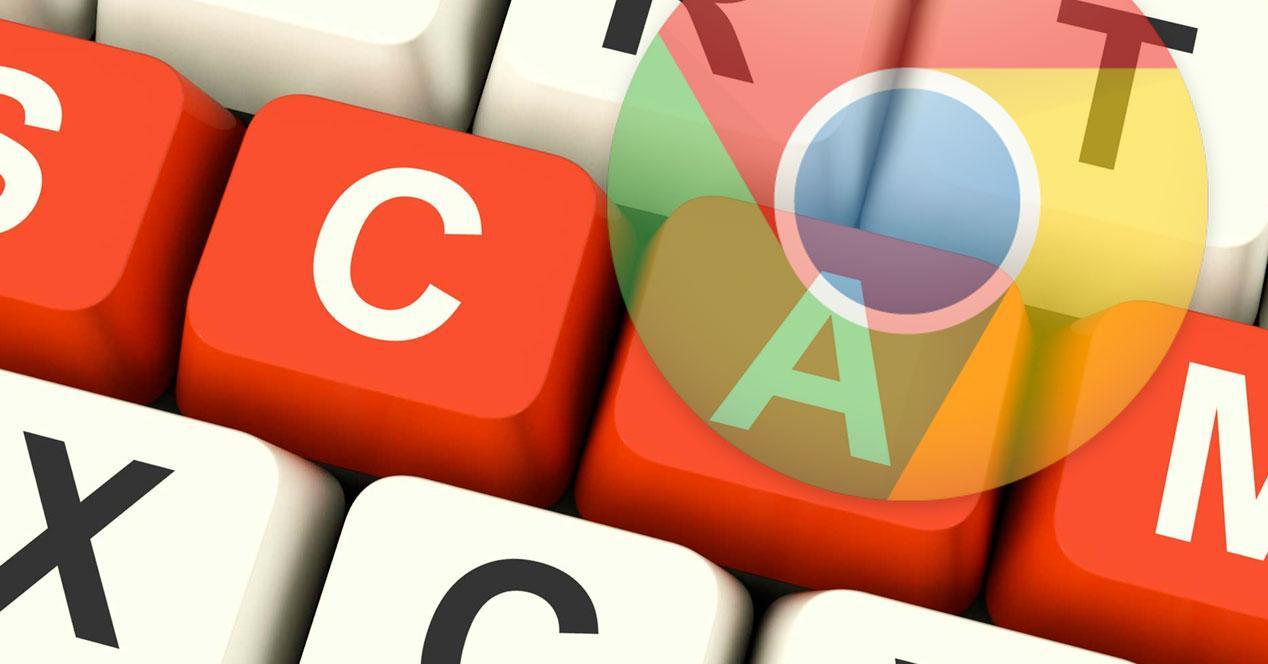Scam Google Chrome