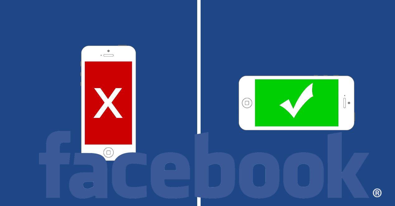 Videos verticales en Facebook