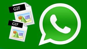 WhatsApp ya permite enviar GIFs, así puedes hacerlo