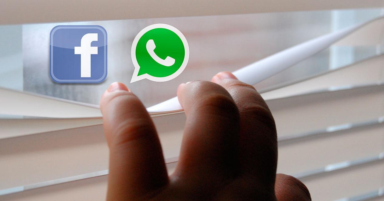 WhatsApp y facebook vigilados