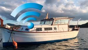 El WIFI en medio del mar empieza a ser una realidad