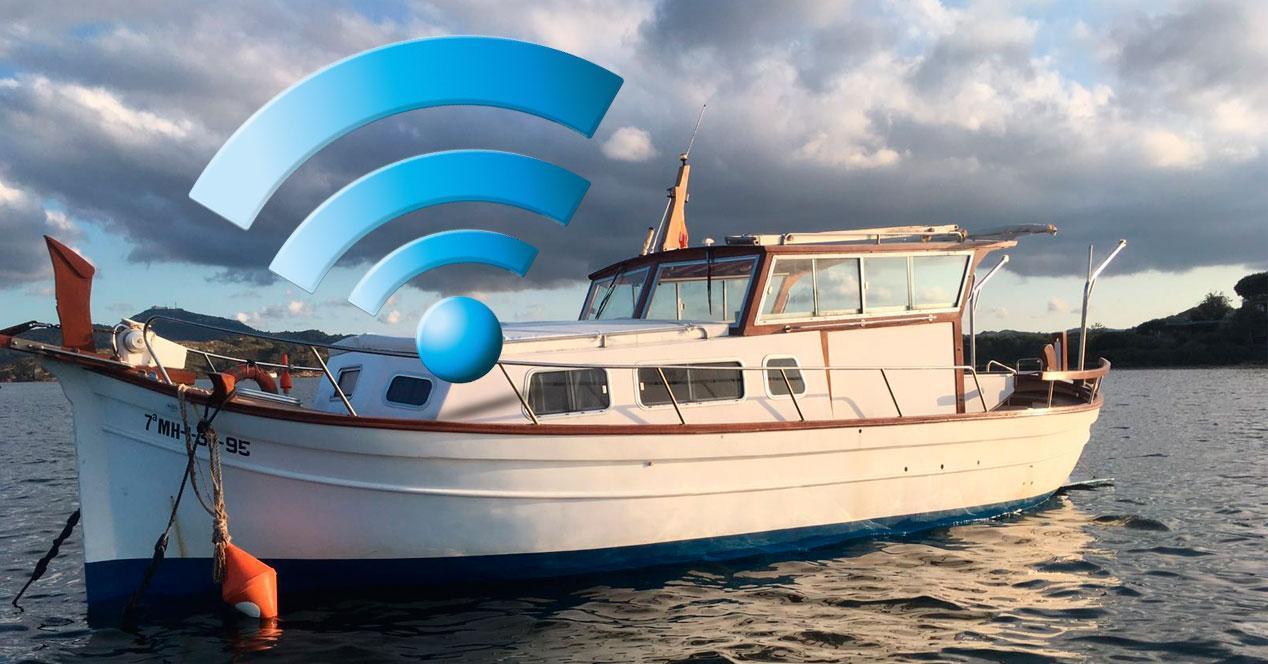 Wifi en el mar