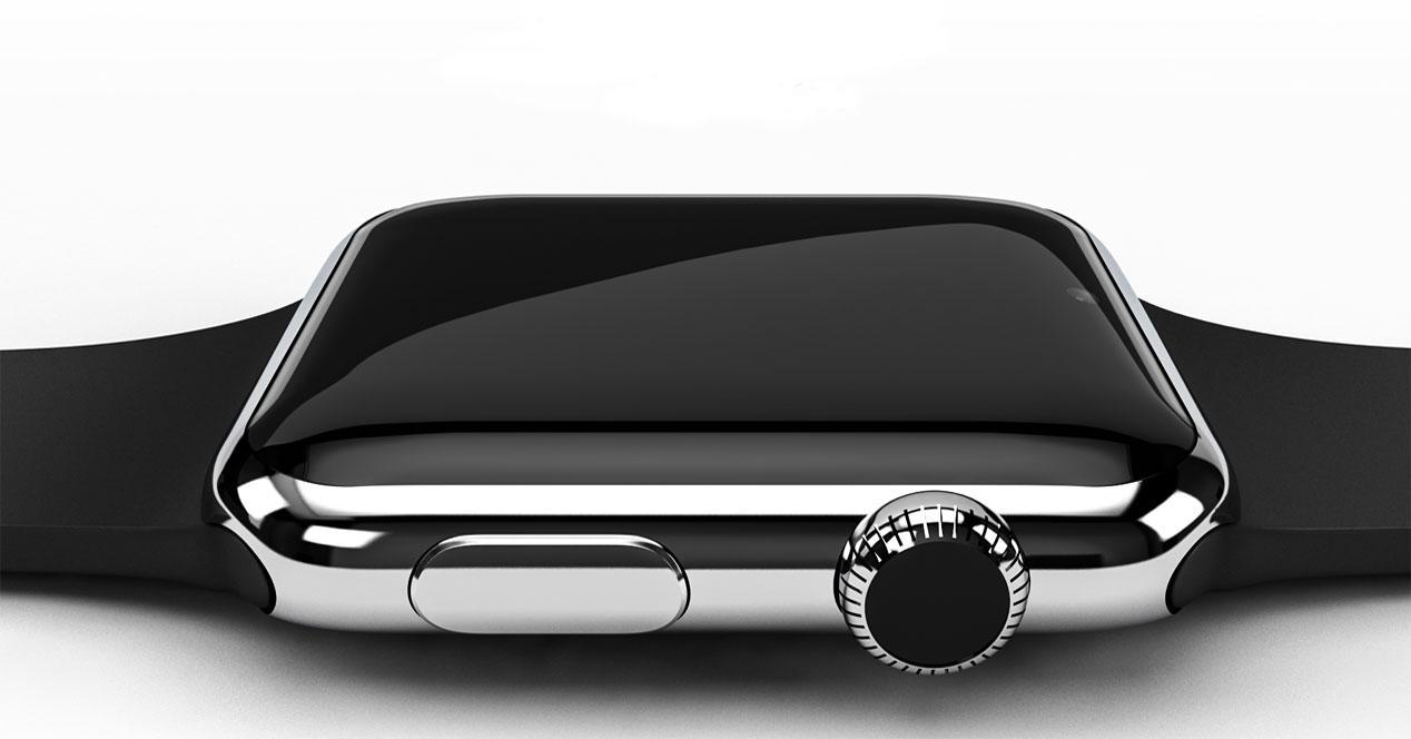 Prototipo de Apple Watch 2