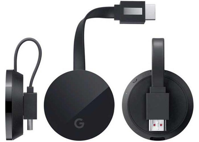 Google Chromecast 4K
