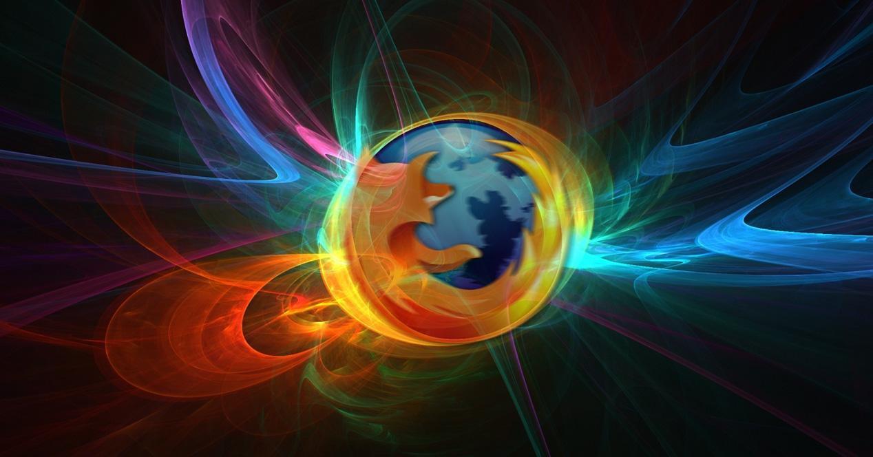 Logo espacial de Firefox multiproceso