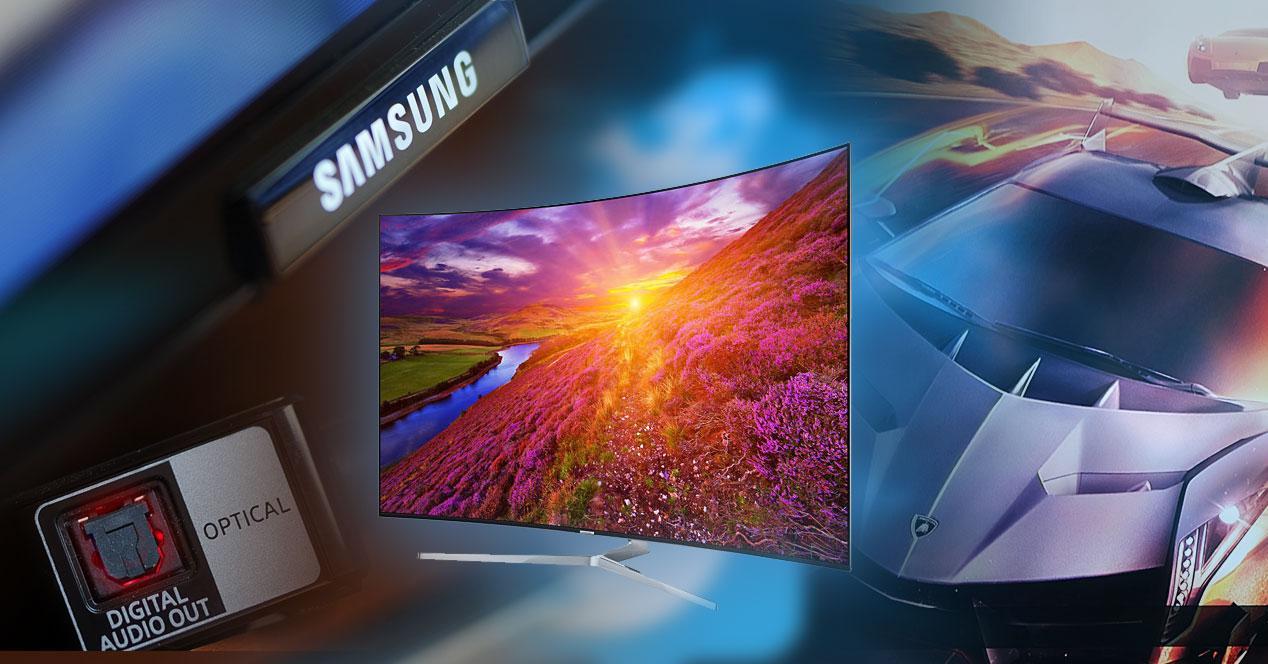 Samsung SUHD apertura