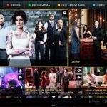 Televisor Samsung SUHD guía de programación