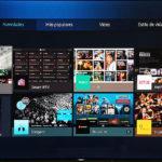 Televisor Samsung SUHD aplicación