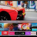 Televisor Samsung SUHD aplicaciones