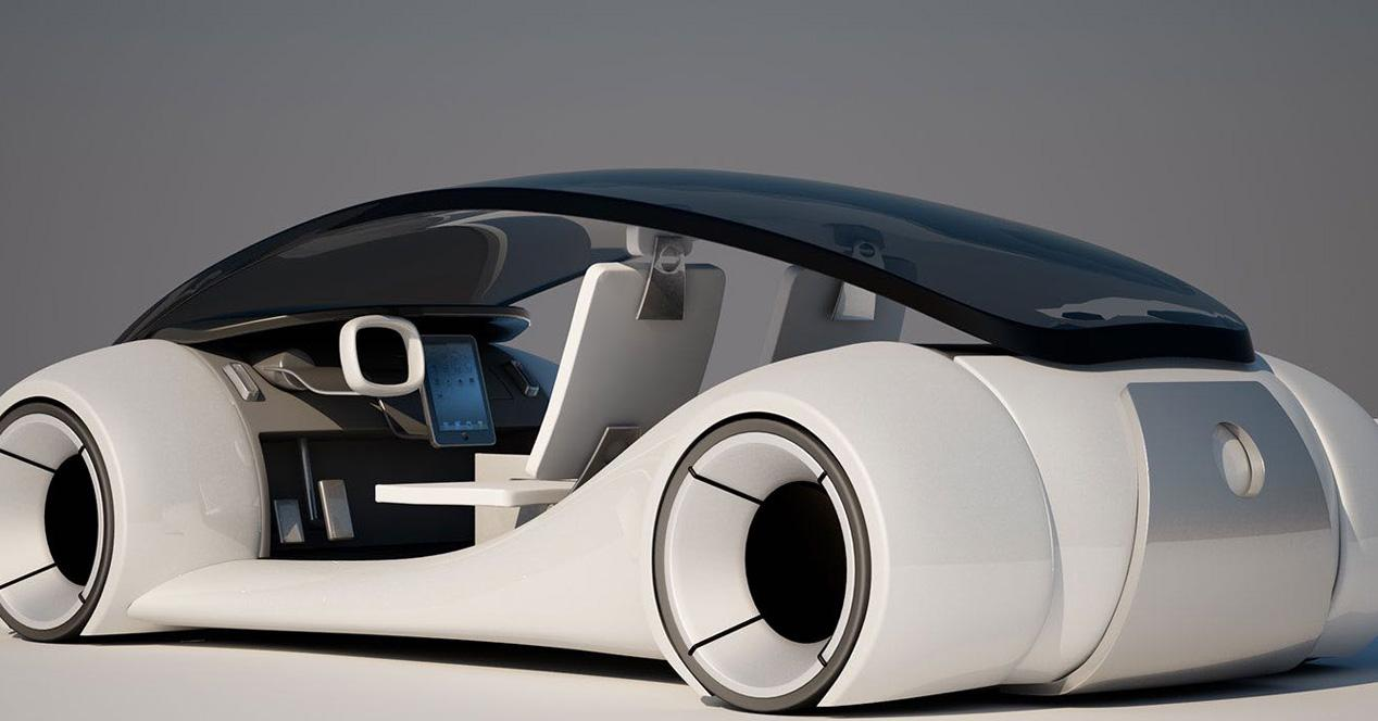 Coche autonomo de Apple