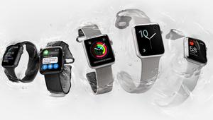 Apple Watch Series 2: resistencia al agua y GPS