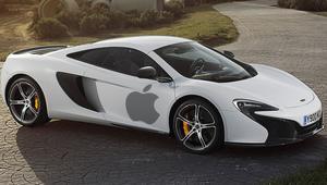 Apple estaría negociando la compra de McLaren