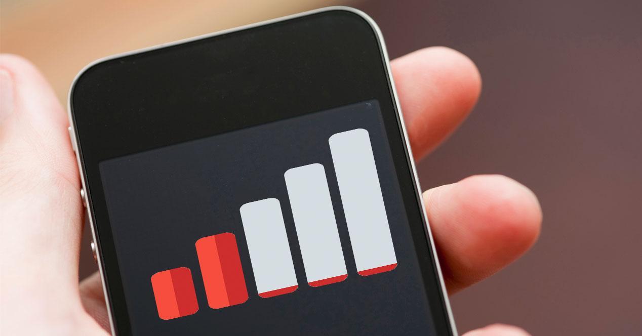 cobertura del movil mejor red móvil
