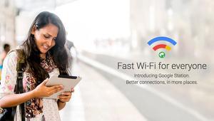 Google Station, nueva iniciativa para ofrecer WiFi público de alta velocidad
