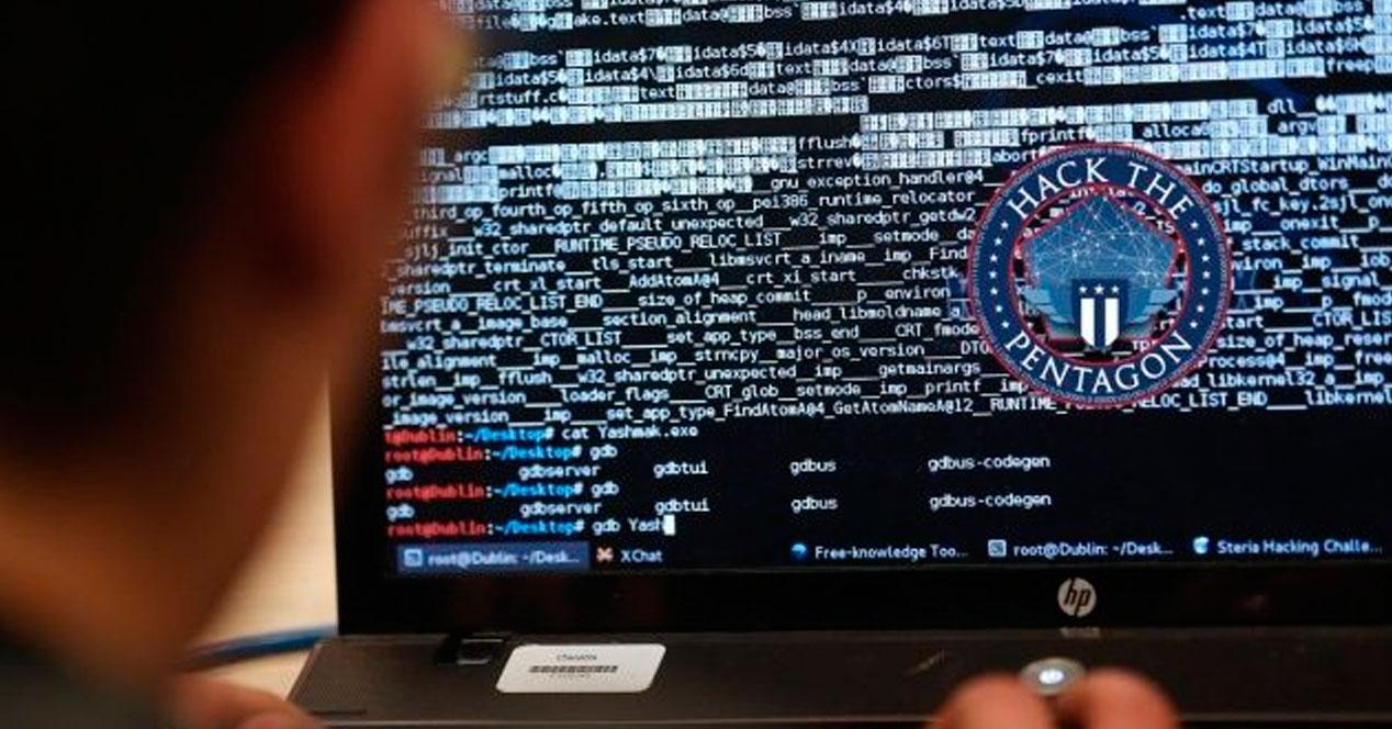 hackers El Pentágono