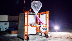 La inteligencia artificial es el nuevo piloto de los globos de Google Loon