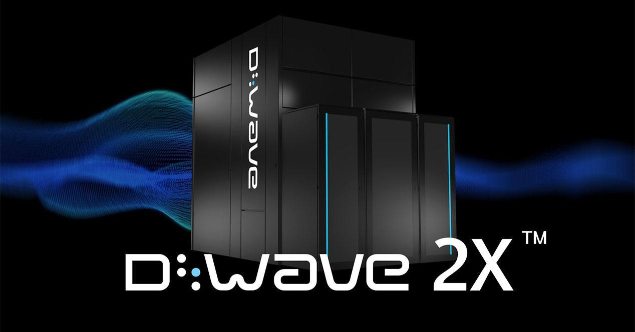 d-wave 2x