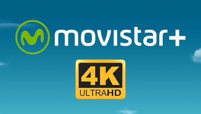 Las series, películas y documentales 4K llegan a Movistar+, ya tenemos fecha