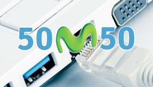 Telefónica lanzará 50 megas simétricos sin aumento de precio