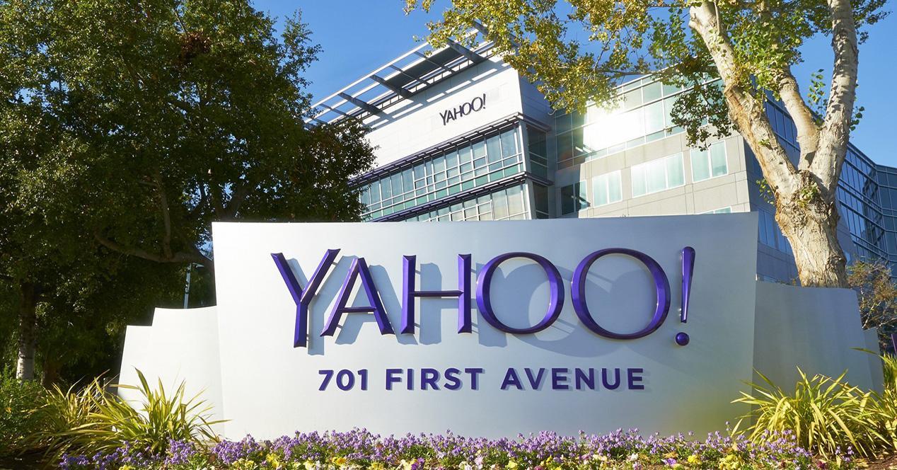 Edificio de oficinas de Yahoo