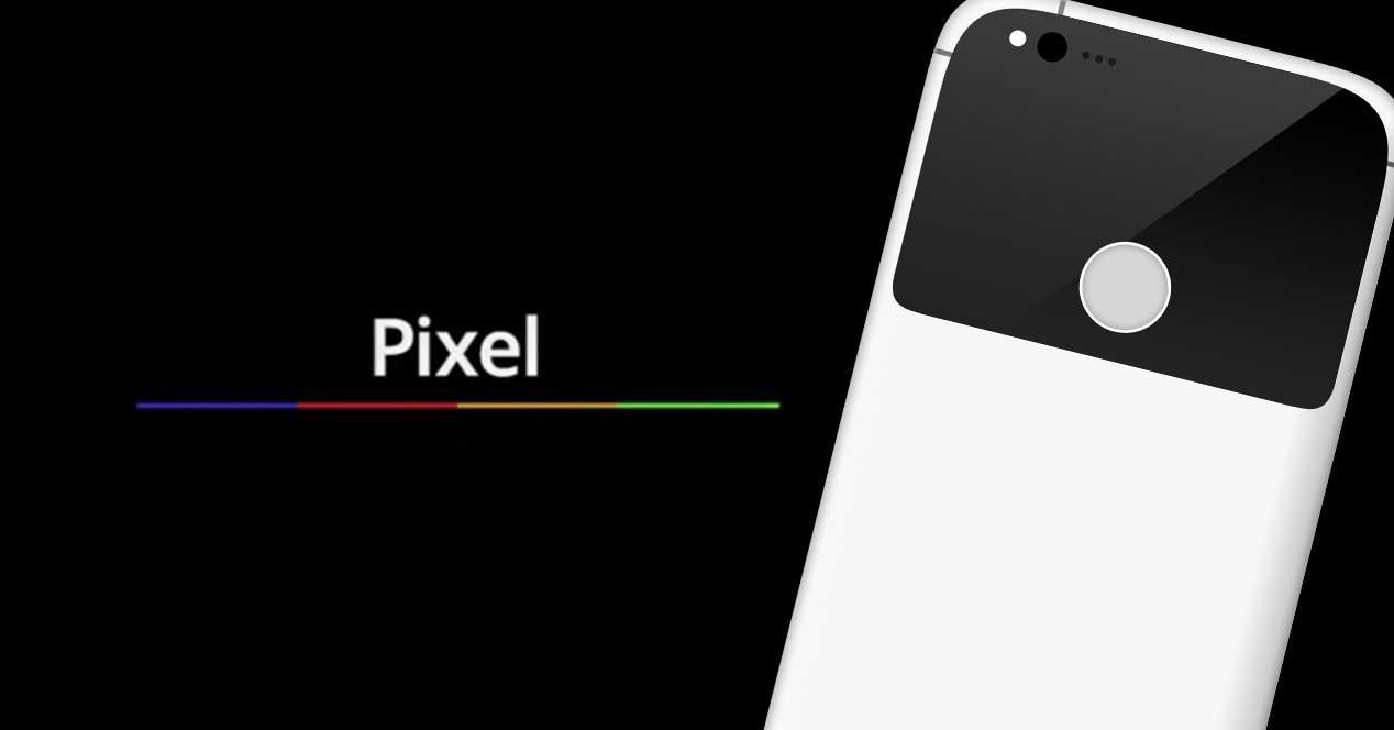 Terminal Pixel de Google