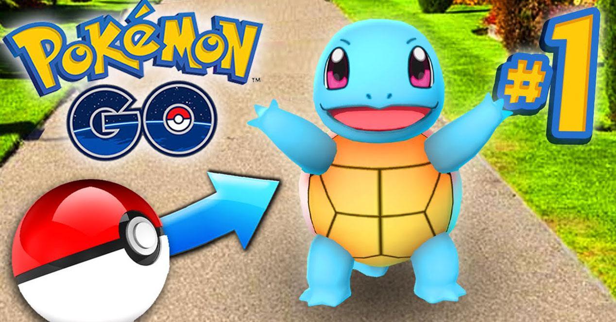 Actualizaciones en Pokemon Go