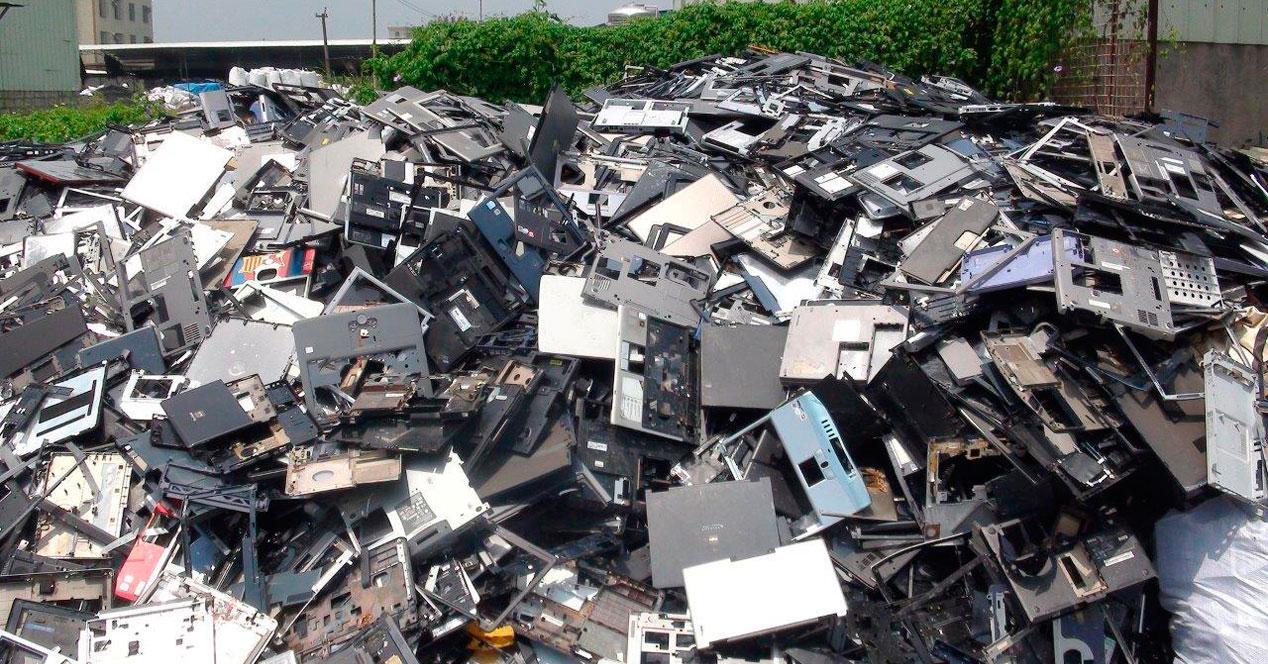 Reciclaje basura