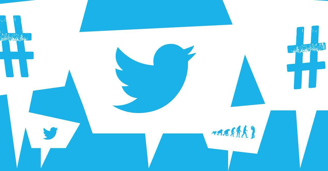 Cuentas baneadas en Twitter