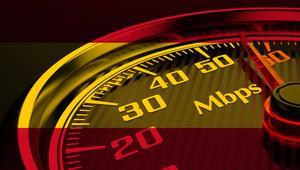 La mitad de los españoles ya navega a más de 10 Mbps de velocidad