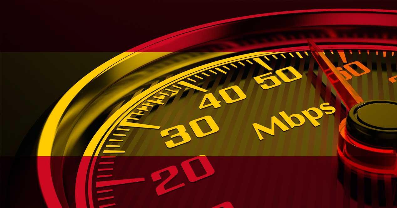 velocidad conexión