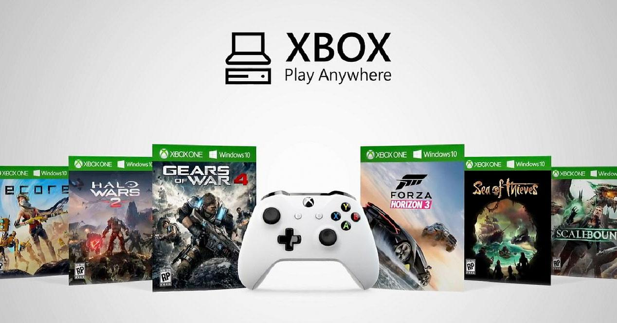 how to setup xbox play anywhere