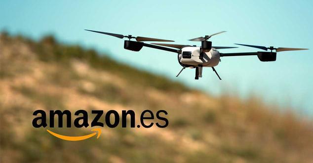 Ver noticia 'Los mejores drones que puedes encontrar en la nueva tienda de Amazon'
