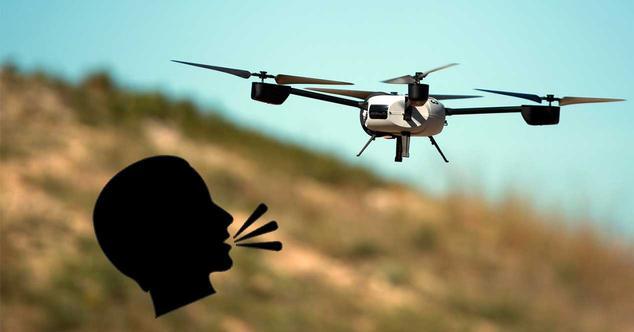 drone voz