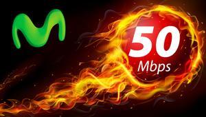 Movistar: Cómo pedir la subida a 50 megas y cosas a tener en cuenta