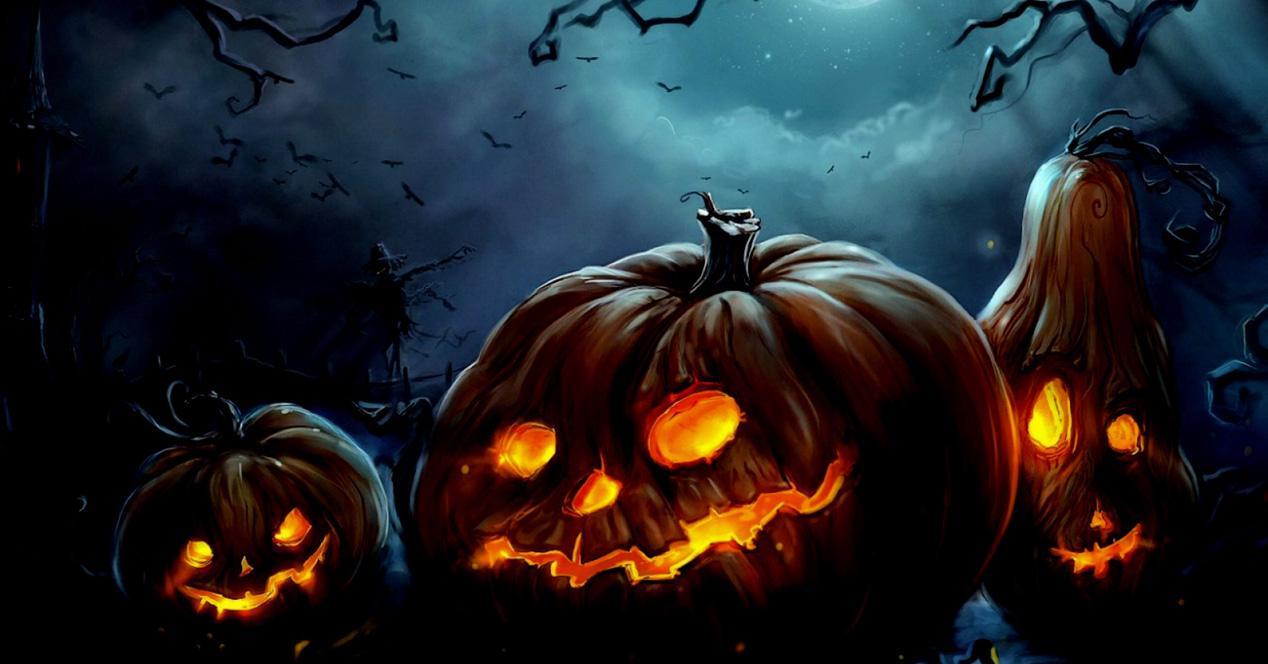 Calabazas para Halloween 2016