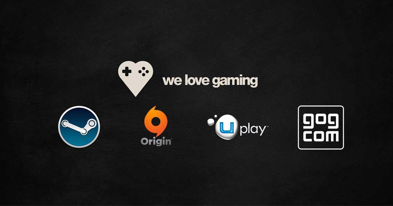 plataformas de juego pc