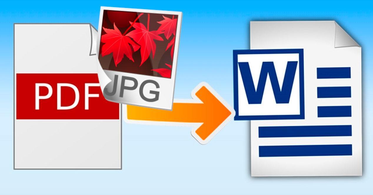 PDF o imagen a texto