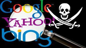 Reino Unido sancionaría a los buscadores si muestran contenido pirata