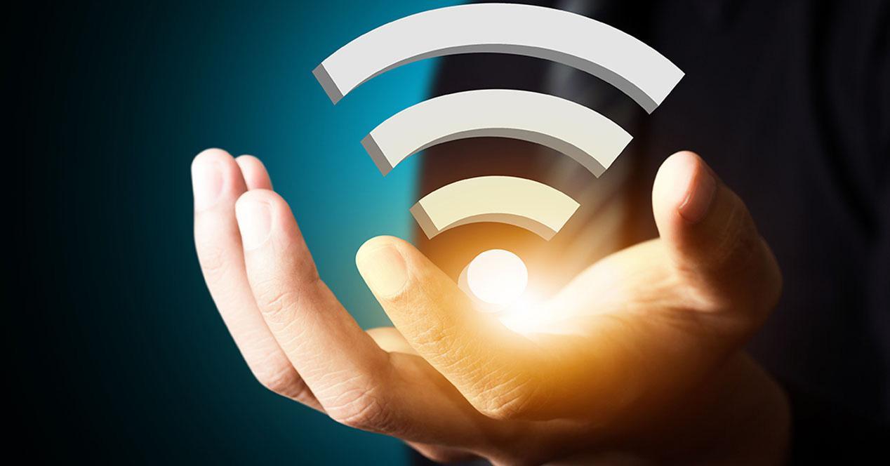 Configurar conexiones WiFi