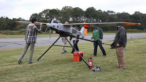 Otro proyecto que usa drones para mejorar la cobertura 4G
