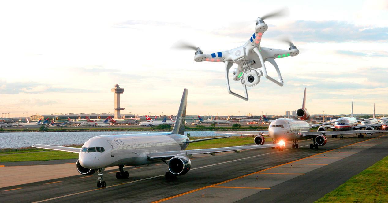 drone malas intenciones
