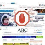 El País, El Mundo y ABC bloquearán a la vez a los usuarios con AdBlock