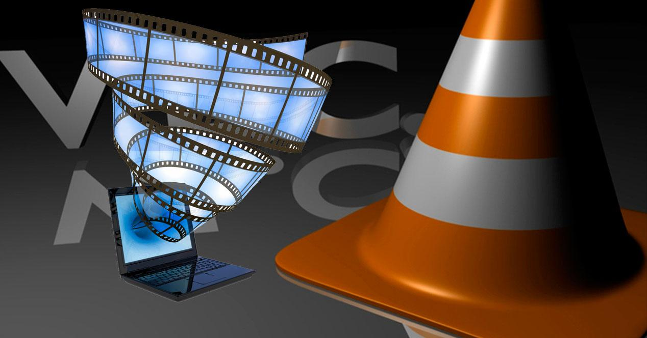 girar vídeo VLC