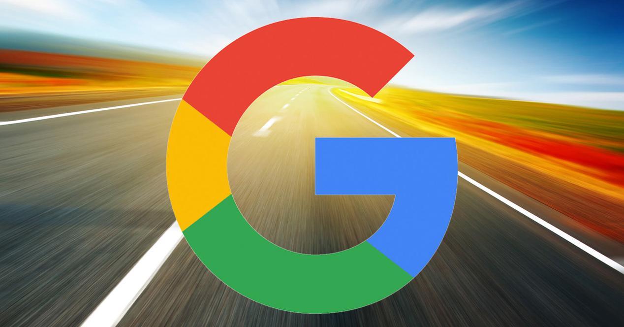 Google en la carretera
