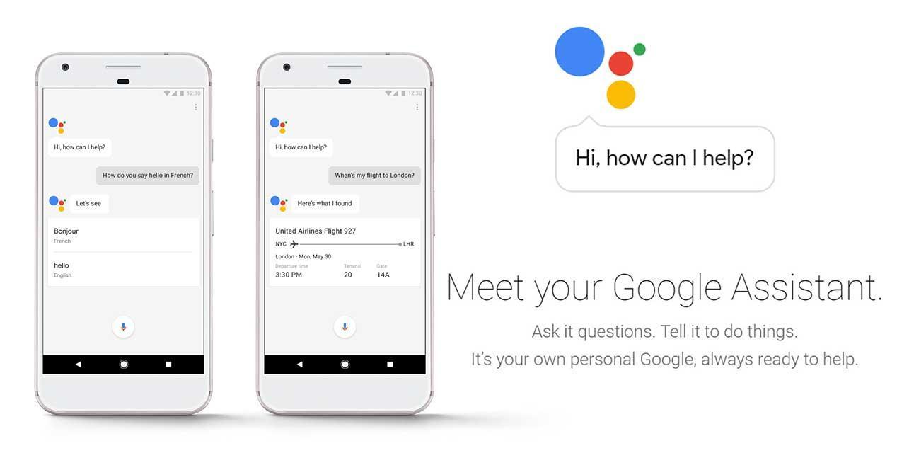 google-assistant4p
