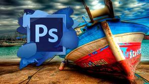 Como simular el efecto HDR en una fotografía con Photoshop