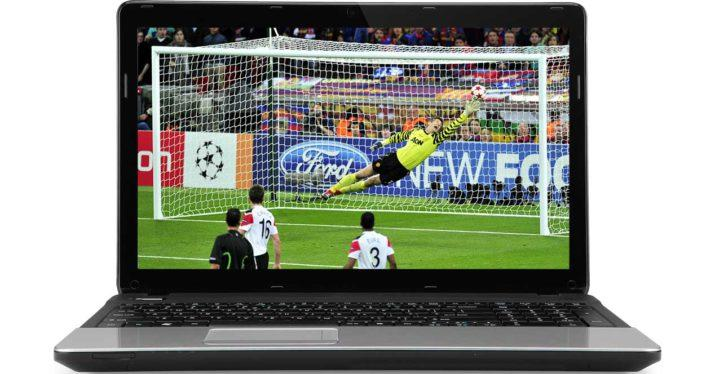 futbol portátil streaming