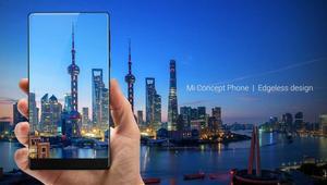 Mi Mix, el futuro teléfono de Xiaomi sin bordes con un ratio de pantalla del 91,3%